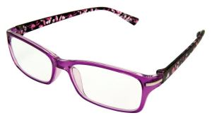 Genoa Bifocal Reading Glasses in Lilac
