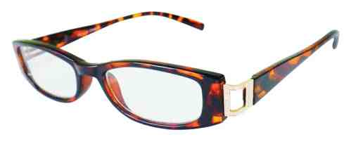 Helena Reading Glasses in Tortoiseshell
