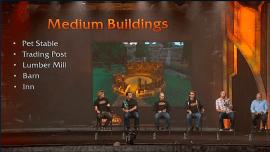 garrison medium buildngs