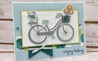 Bike Ride – Enjoy Today