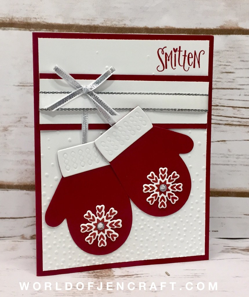 Many Mittens Card 3