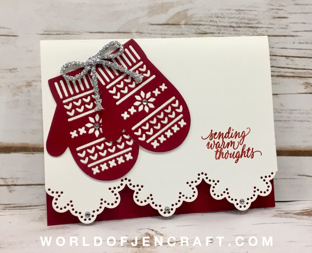 Many Mittens Card 1
