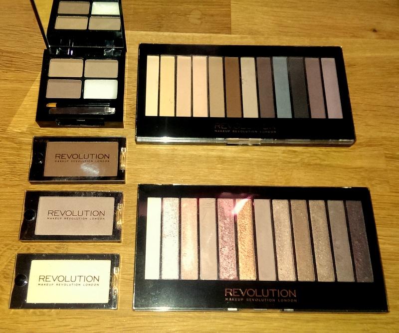 Min makeup samling (6/6)