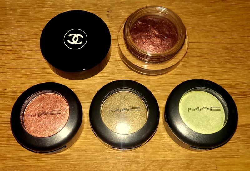 Min makeup samling (3/6)