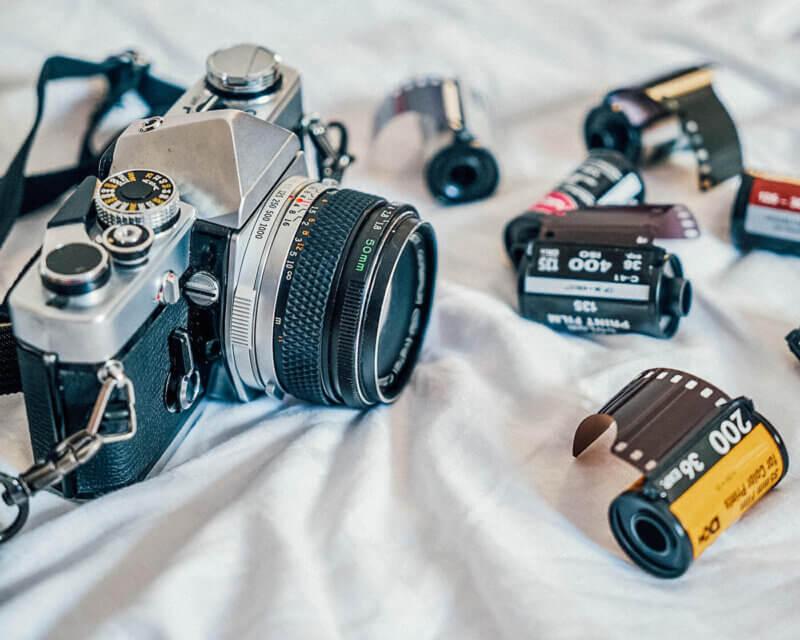 Organize travel photos
