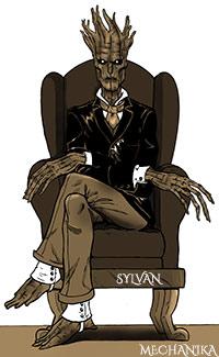 Sylvans