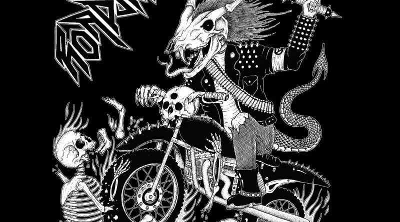 WOM Streams – Roadkiller stream new EP
