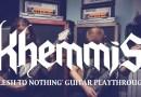 WOM Features – Khemmis / Artillery / Shelton – Chastain