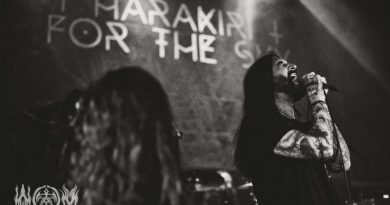 WOM Report – Darkness Is Forever – Year 0 @ RCA Club, Lisboa – 29.12.18