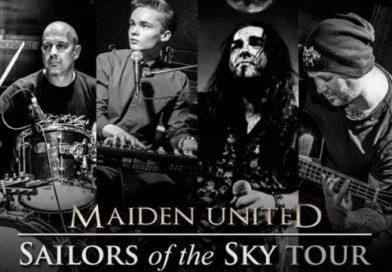 30/04/19 – Maiden UniteD, Ann My Guard – RCA Club, Lisboa