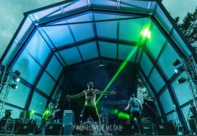 WOM Photo Report – Booby Trap @ Um Metaleiro Também Chora Fest – Parque Natural Roda Moinas, Carqueijo – 22.06.19
