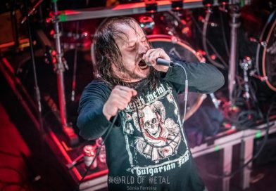WOM Report – Aborted, Entombed A.D., Baest @ RCA Club, Lisboa – 08.11.19