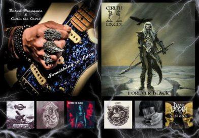 WOM Reviews – Derek Fresquez & Cuttin The Chord / Cirith Ungol / Tøronto / Licantropy / Dätcha Mandala / Razorvoice / The Henleys / Devil's Bargain