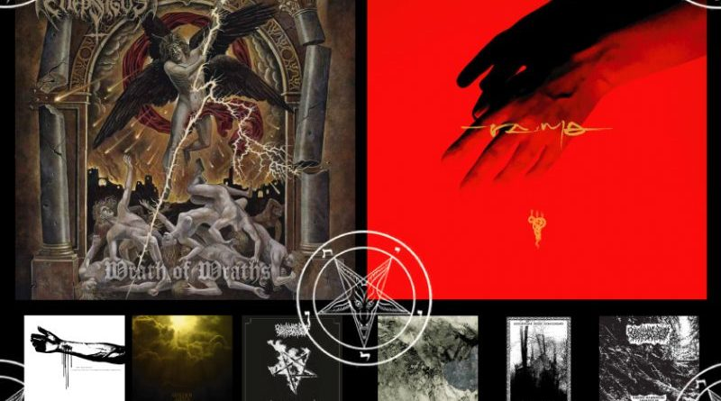 WOM Reviews – Enepsigos / Creptum / Gnaw Their Tongues /  Profeci / Golden Ashes / Ceremonial Crypt Desecration / Wampyric Rites