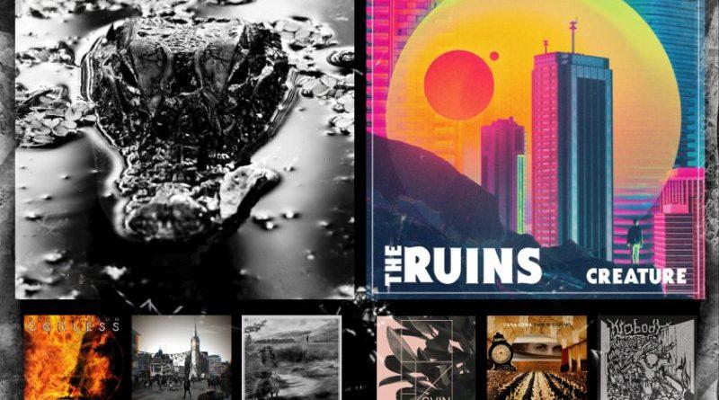 WOM Reviews – Many Blessings / The Ruins / Dee Calhoun / Svin / Phil Stiles / Casa Loma / Mosaic / Nobody