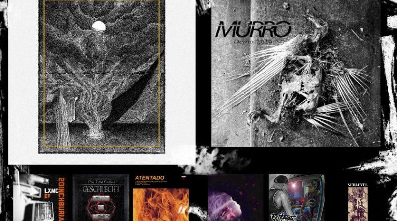 WOM Reviews – Pilori / Murro / Twentyinchburial / Halysis / Geschlecht / Cutthroat / Atentado / Sublevel