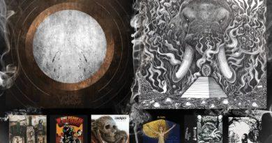 WOM Reviews – V/Haze Miasma / Ryte / Gorilla / The Nest / The Black Legacy / Muscipula / Lord Vigo / Yesterday I Lived