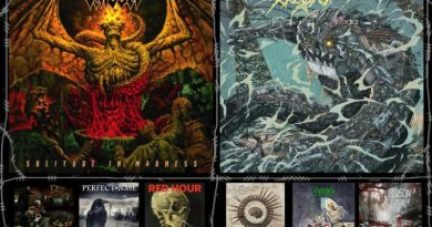 WOM Reviews – Vader / Verbal Razors / Dead Tree Seeds / Unsafe / Perfect NME / Hyperia / Red Hour / Poison Asp