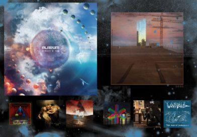 WOM Reviews – Alarum / Zombi / The Swell Fellas / Sleepmakeswaves / George Hennig / Lucas Ray EXP / Tarlung / Voivod