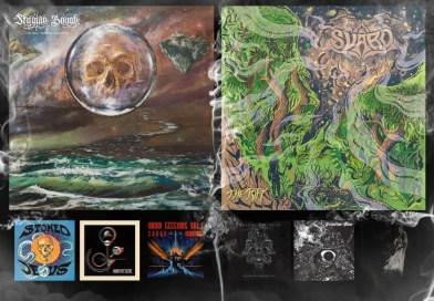 WOM Reviews – Bell Witch / Aerial Ruin / Svärd / Stoned Jesus / Total Death / Huanastone / Primitive Man / Conan / Deadsmoke / Unburnt