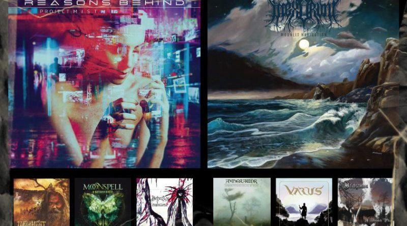WOM Reviews – Reasons Behind / Inexorum / Wild Hunt / Amherawdr / Moonspell / Varus / Bofo Kwo / Ba'alzamon