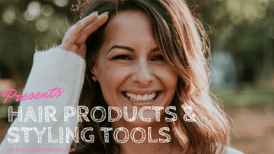 Hair Products & Styling Tools
