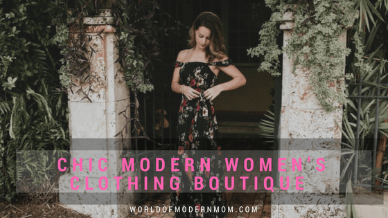 Chic Modern Women's Clothing Boutique