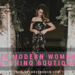 Chic Modern Womens Clothing Boutique