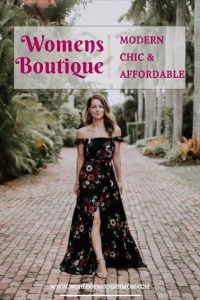 Womens Boutique: Modern, Chic & Affordable