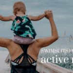 Swimwear for any modern mom