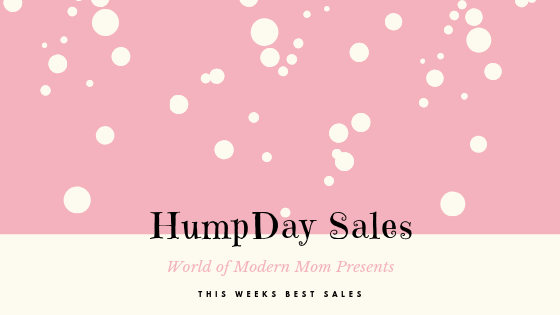 HumpDay Sales by World of Modern Mom