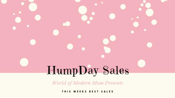 This weeks HumpDay Sales