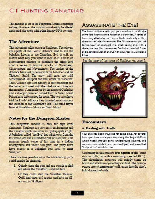 Skullport Intro