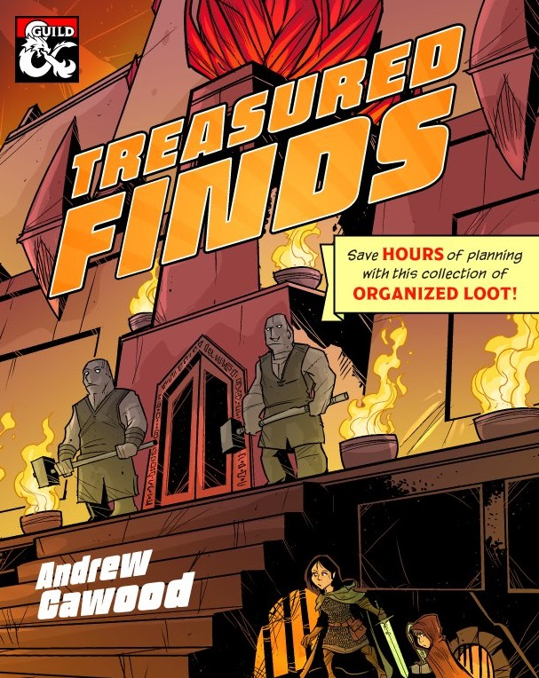 Treasured Finds Cover