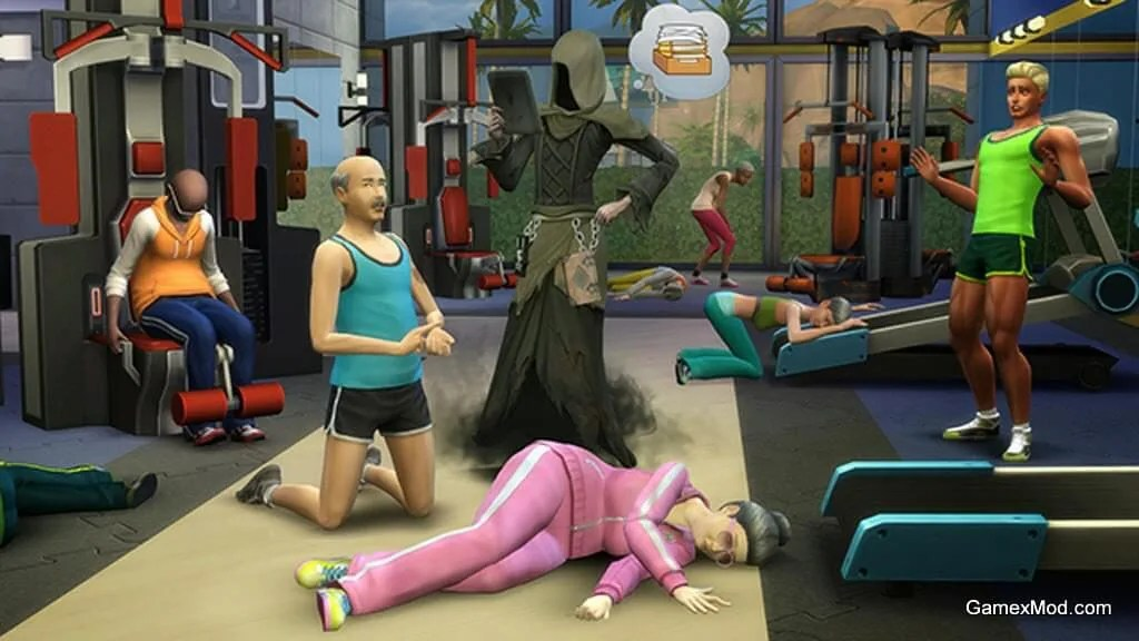 The Sims 4 Deluxe Edition PC Game Free Download Full Version ISO