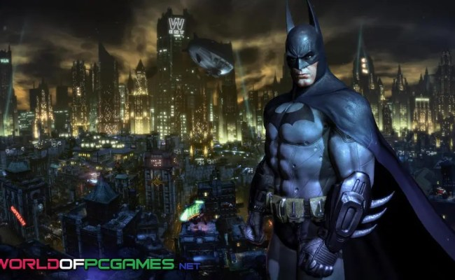 Batman Arkham City Free Download Pc Game Goty Full Version