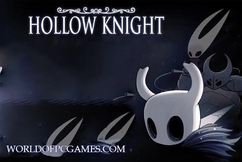 hollow knight free download with all dlcs