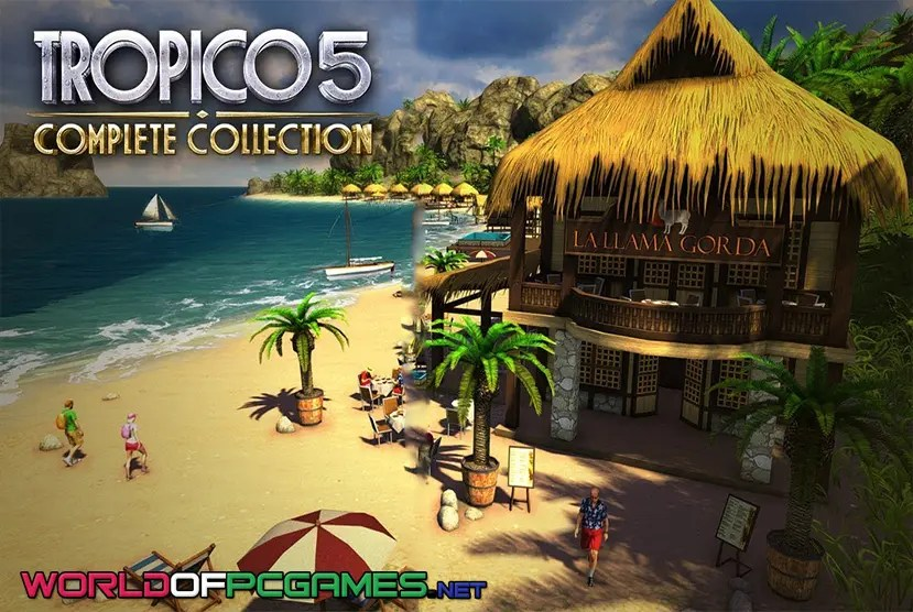 Tropico 5 Free Download Complete Collection