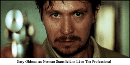 Gary-Oldman as Norman-Stansfield in Leon The Professional