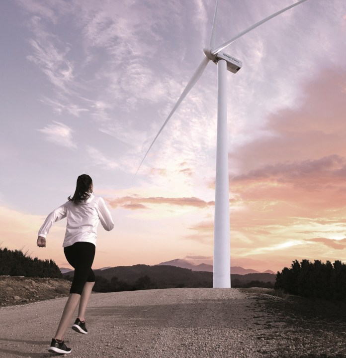 Introducing two new turbines, SG 5.8-155 and SG 5.8-170, that increase the AEP by over 20% and 32%, respectively, compared with the SG 4.5-145