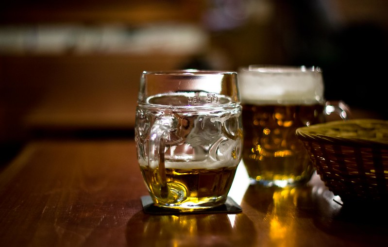Making of Beer treating sewage water, is being discussed in Sweden