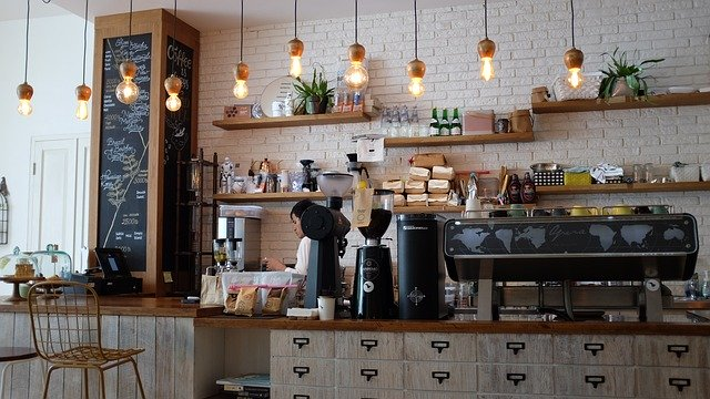 Franchise business ideas in India coffee