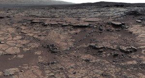 A place like Mars, Even on Earth where life is impossible