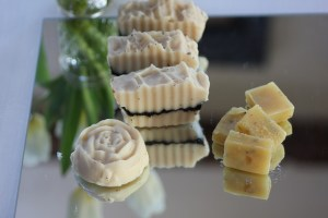 How to make pure aloe vera soap without caustic soda, Simple Process