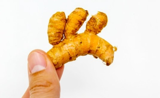 Benefits of eating raw Turmeric