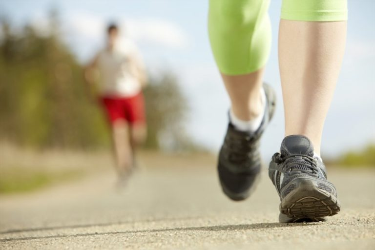 loose weight by walking
