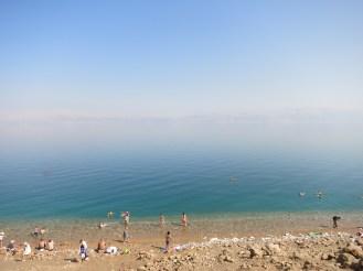 Neue erste Male - das erste Mal im Salzwasser schweben