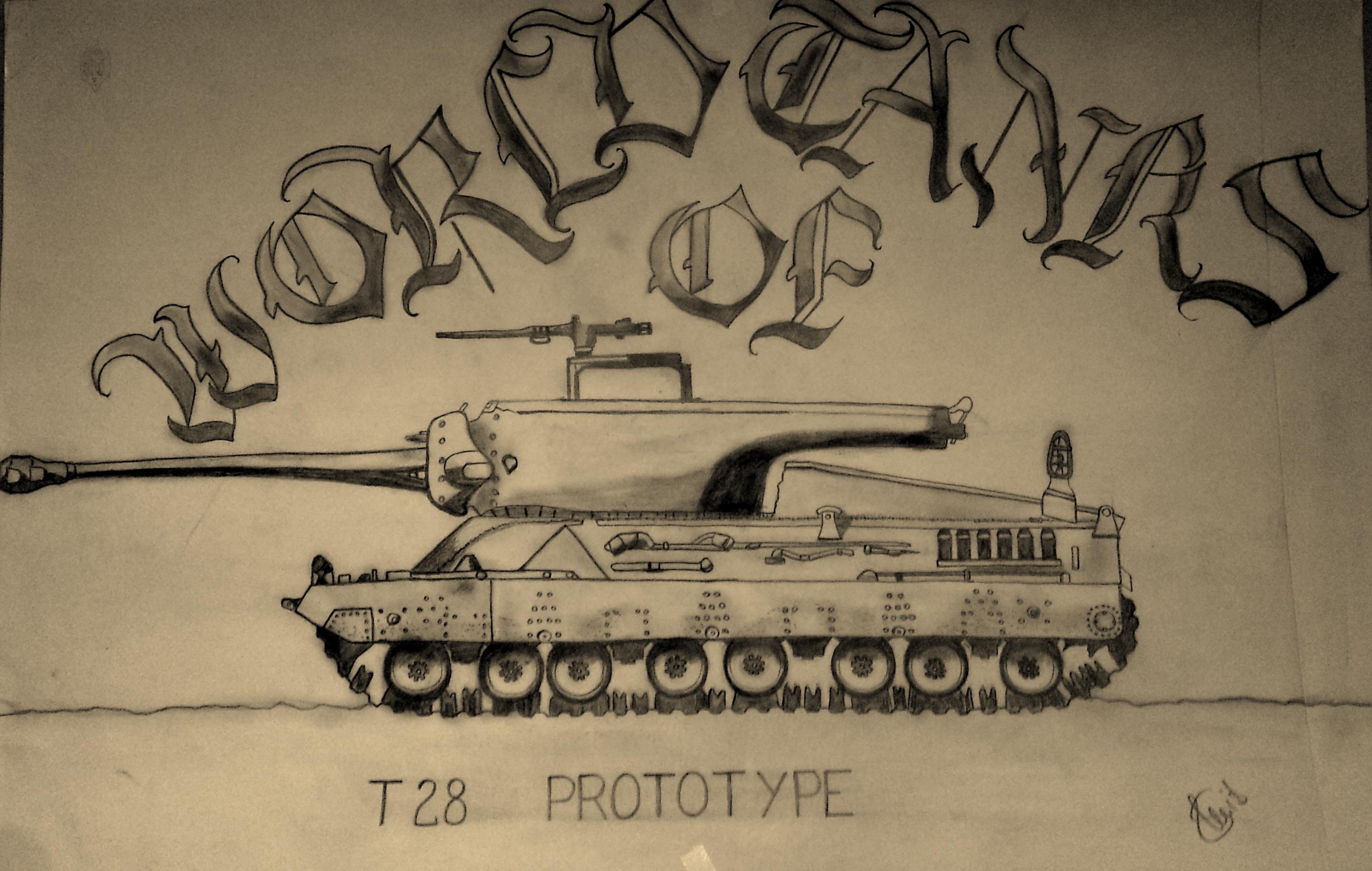 Fan Art Spotlight 20 World Of Tanks News Gamers