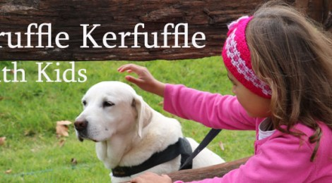 Truffle Kerfuffle in Manijump Western Australia with kids, pat the truffle dogs, Genuinely Southern Forests Food, Truffle Kerfuffle for families