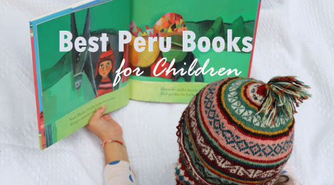 best peru books for children